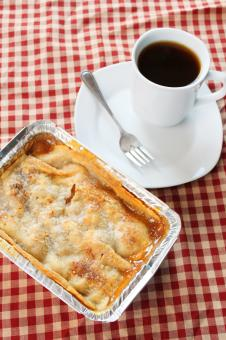 Apple pie and coffee - Free Stock Photo