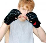 Free Photo - Young man ready to fight
