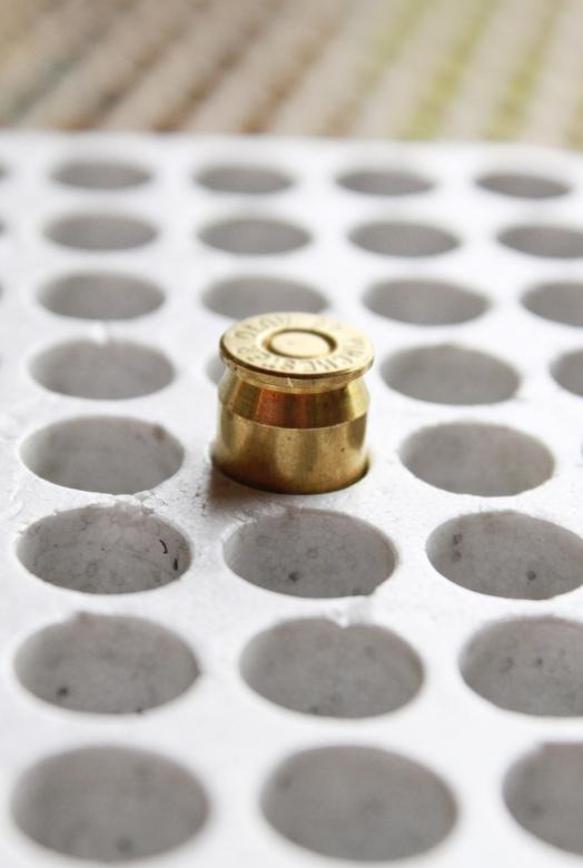 Free Stock Photo of the last bullet Created by Val Lawless