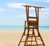 Free Photo - Lifeguard's chair
