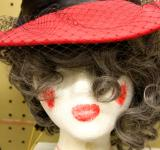 Free Photo - Mannequin in red hat