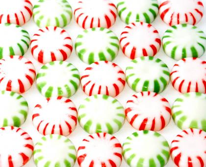 Christmas candy - Free Stock Photo
