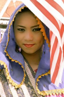 Malaysia Girl - Free Stock Photo