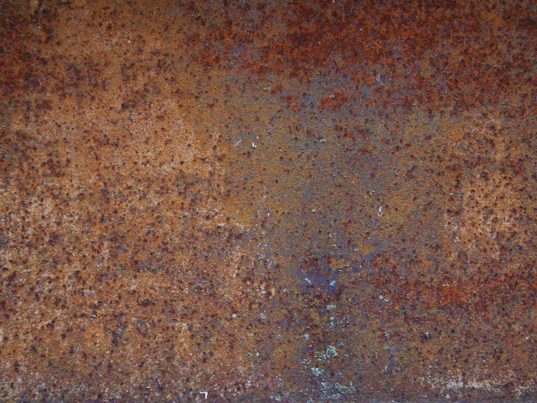 Free Stock Photo of Rust Texture Created by Free Texture Friday
