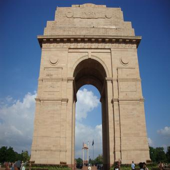 India Gate - Free Stock Photo