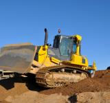 Free Photo - Bulldozer on worksite