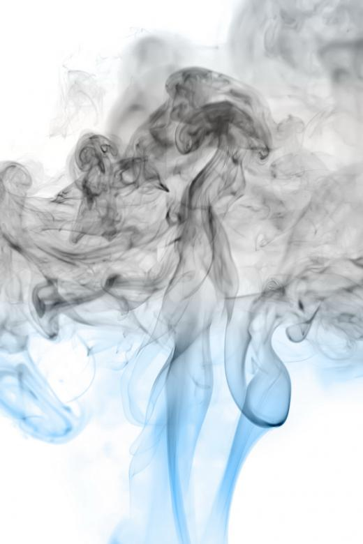 Free Stock Photo of Light Blue and Gray Smoke Created by 2happy