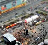 Free Photo - Warsaw tilt-shift