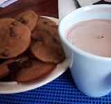 Free Photo - Hot chocolate and cookies