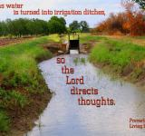 Free Photo - God Directs Thoughts