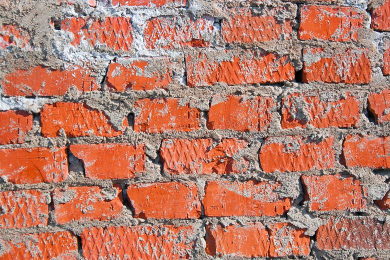 Free Stock Photo of Brick Wall Created by 2happy