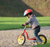 Free Photo - Little Boy on bike