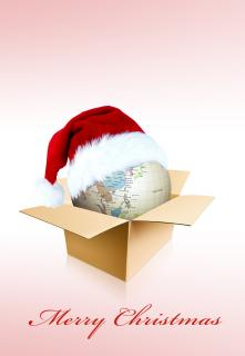 Download Christmas Globe Free Photo