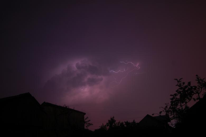 Free Stock Photo of Storm Created by Cofaru Alexandru