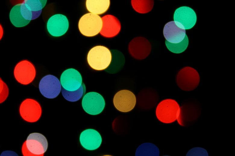 Free Stock Photo of Bokeh Texture Created by Free Texture Friday