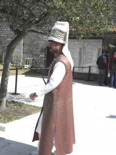 Download Janissaries in Istanbul Free Photo