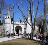 Free Photo - The first gate of Topkapi sarai