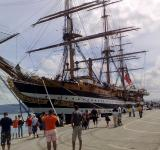 Free Photo - School ship visiting Santander, Spain