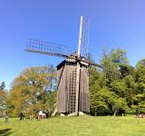 Free Photo - Traditional Windmill, Tallin