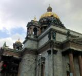 Free Photo - St Isaac Cathedral, St Petersburg, Russi