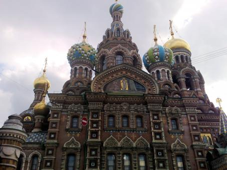 Church of the Savior on blood - Free Stock Photo