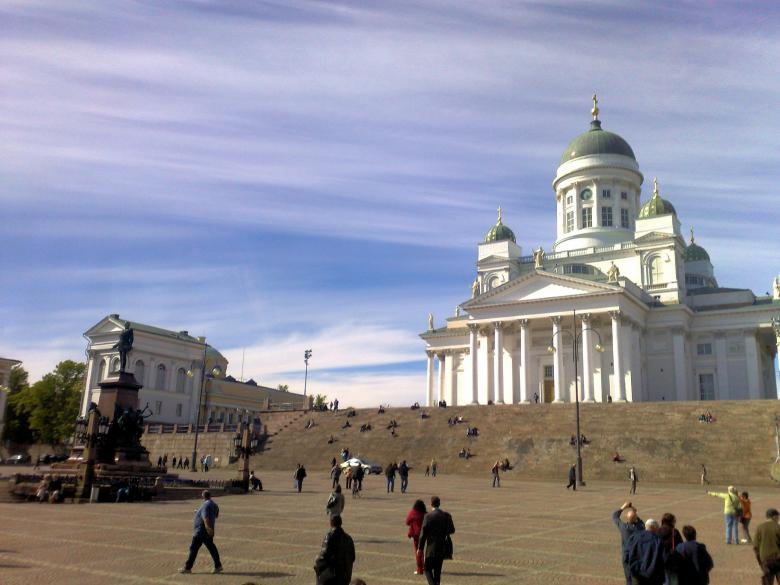 Free Stock Photo of Cathedral of Helsinki Created by David Pellon
