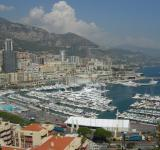 Free Photo - View of the city of Monaco