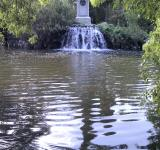 Free Photo - Lake in Park in Madrid
