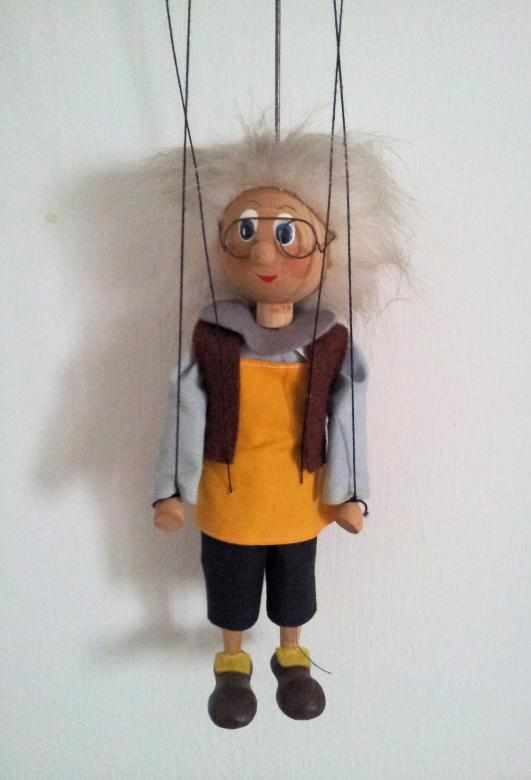 Free Stock Photo of Hanging puppet Created by David Pellon