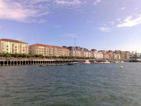 Santander shoreline, Spain - Free Stock Photo