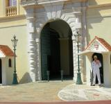 Free Photo - Prince's Palace of Monaco. Guarded