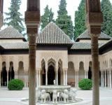 Free Photo - Court of the Lions. Alhambra de Granada