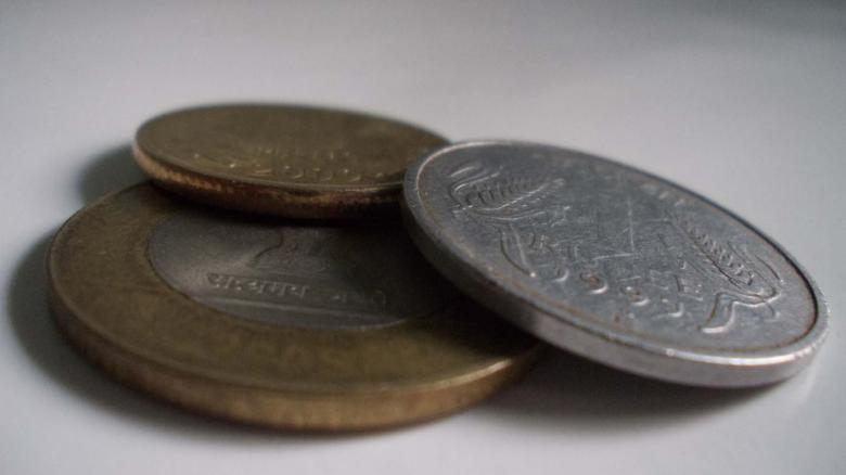 Free Stock Photo of Coins Created by Bijit sharma