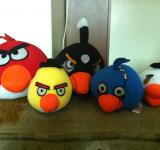 Free Photo - Angry bird group