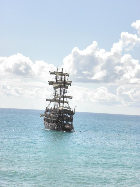 Free Stock Photo of Sailing ship in Mediterranea Created by Yuliy Ganev