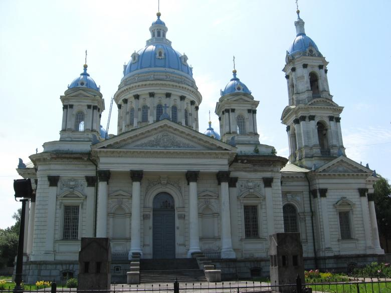 Free Stock Photo of Cathedral Sumy Created by Andrej