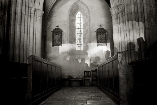 Church Spirits - Free Stock Photo