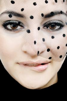 Close up face of a girl - Free Stock Photo
