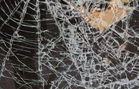 Broken Glass - Free Stock Photo