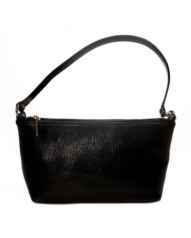 Free Stock Photo of Black leather women's purse Created by Merelize