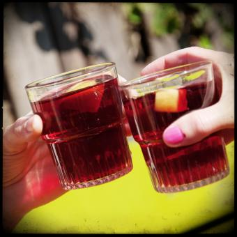 Spanish Sangria - Free Stock Photo