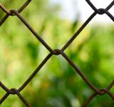 Free Photo - Rusty fence