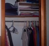 Free Photo - Open closet door
