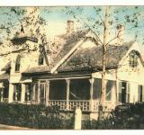 Free Photo - Vintage photo Victorian house