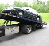 Free Photo - Car on Tow Truck