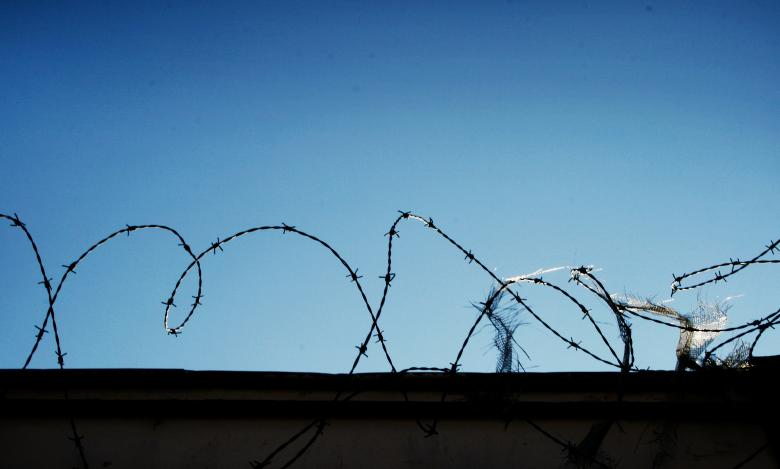 Free Stock Photo of Barbwire Created by Merelize