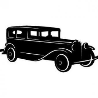 Vintage Car Vector - Free Stock Photo