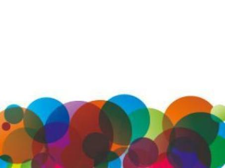Colorful Circles Vector - Free Stock Photo
