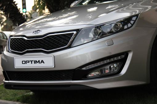 KIA Optima - Free Stock Photo