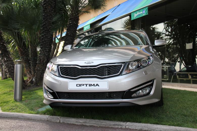 KIA Optima Free Photo
